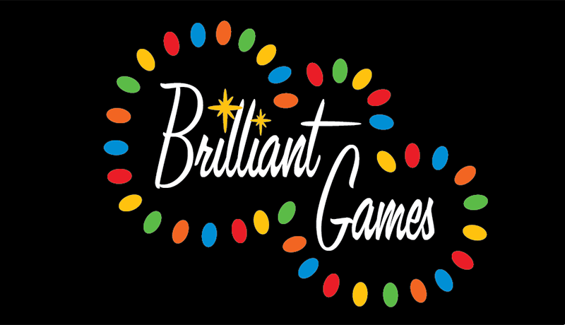 Brilliant Games: Logo