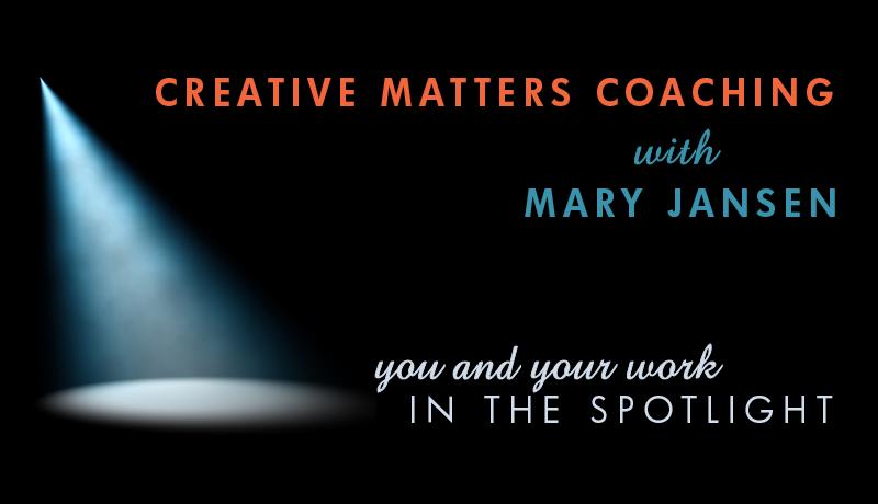 Creative Matters Coaching: Logo