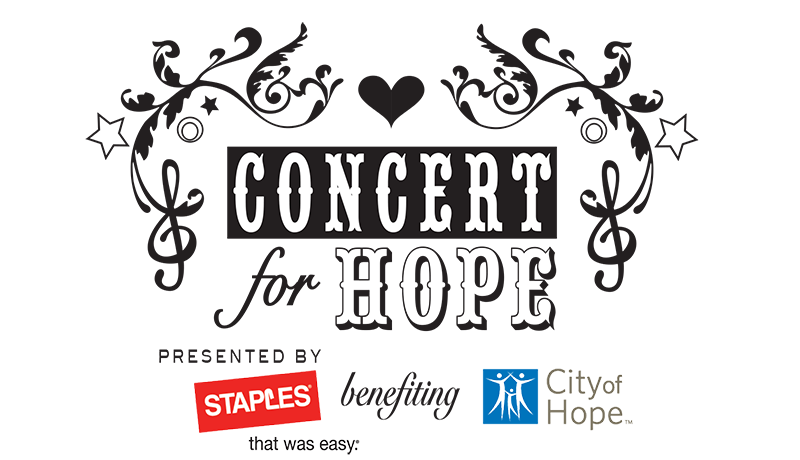 Concert For Hope: Graphic