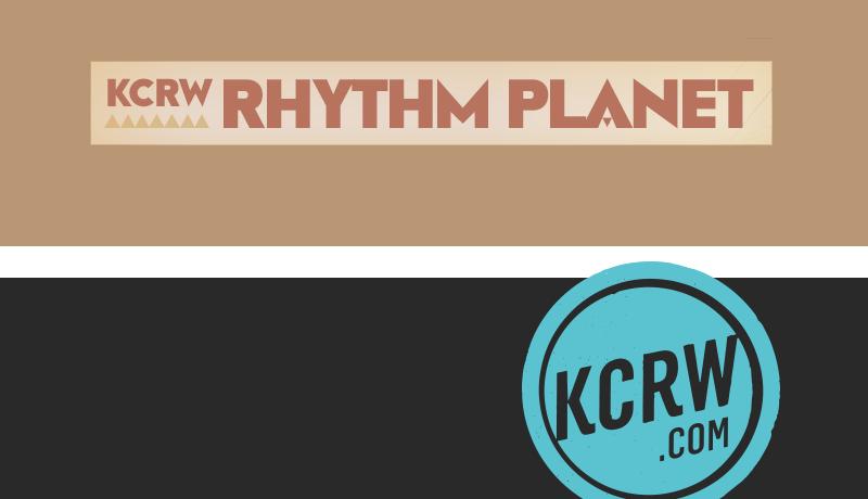 KCRW Rhythm Planet