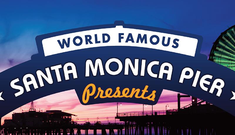 Santa Monica Pier Header