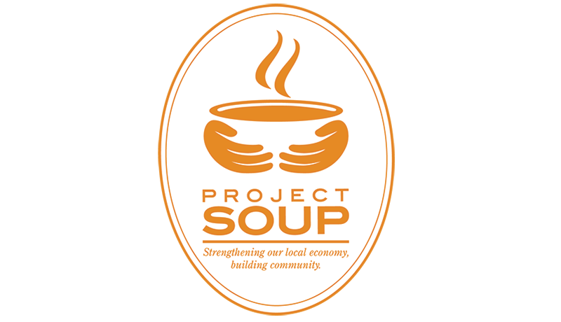 Project Soup: Logo
