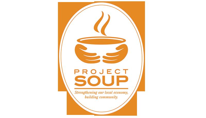 Project Soup: Logo